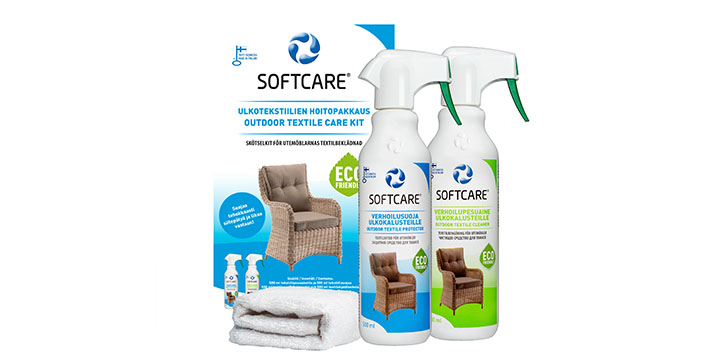 OUTDOOR TEXTILE CARE KIT